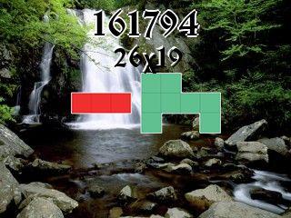 Puzzle полимино №161794