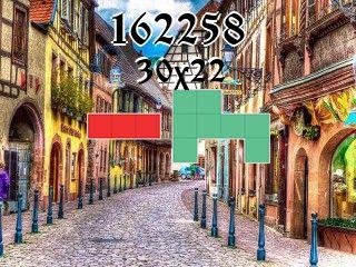 Puzzle полимино №162258