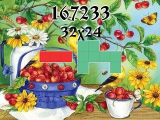 Puzzle полимино №167233