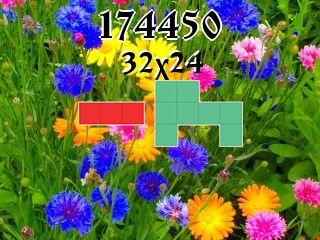 Puzzle полимино №174450