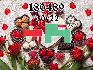 Puzzle полимино №180489