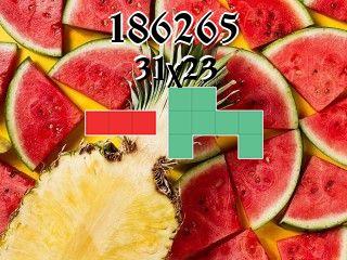 Puzzle полимино №186265