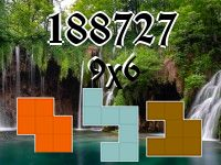 Puzzle полимино №188727