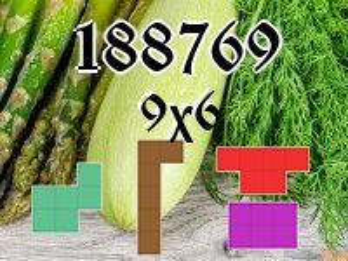 Puzzle полимино №188769