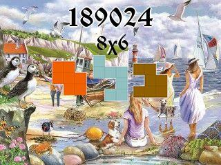 Puzzle полимино №189024