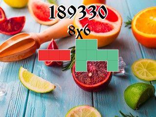 Puzzle полимино №189330