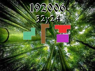 Puzzle полимино №192006