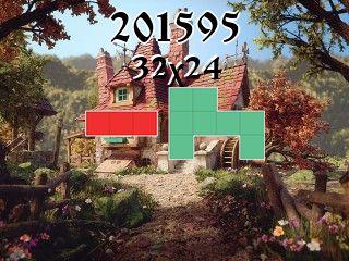Puzzle полимино №201595