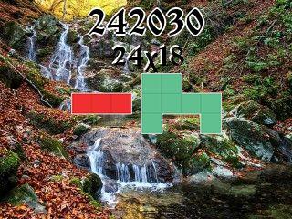 Puzzle полимино №242030