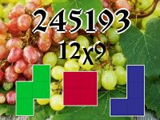 Puzzle полимино №245193
