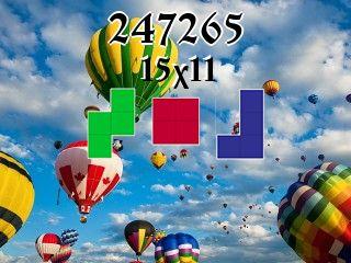 Puzzle полимино №247265