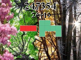 Puzzle полимино №247354