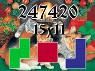 Puzzle полимино №247420
