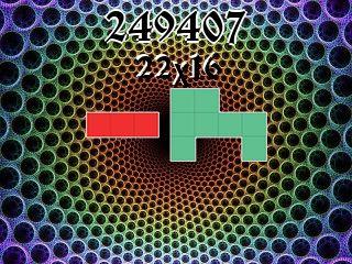 Puzzle полимино №249407