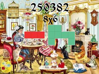 Puzzle полимино №250382