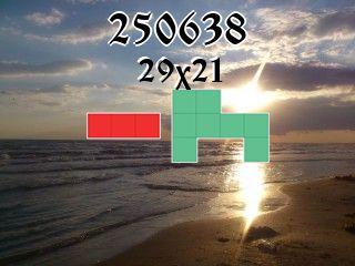 Puzzle полимино №250638