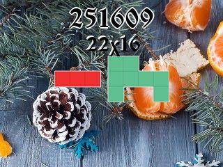 Puzzle полимино №251609