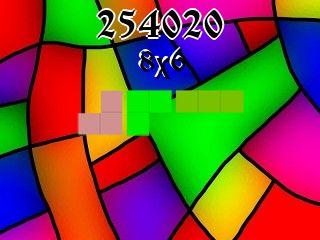 Puzzle полимино №254020