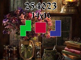 Puzzle полимино №254023