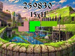 Puzzle полимино №259830