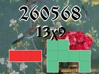 Puzzle полимино №260568