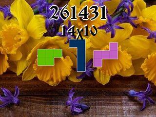 Puzzle полимино №261431