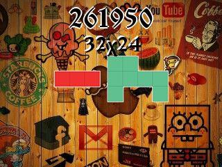 Puzzle полимино №261950