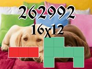 Puzzle полимино №262992
