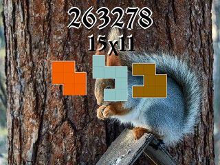 Puzzle полимино №263278