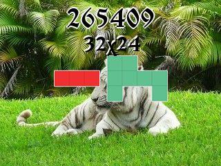 Puzzle полимино №265409