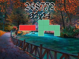 Puzzle полимино №268772
