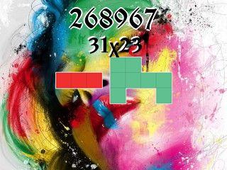Puzzle полимино №268967