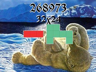 Puzzle полимино №268973