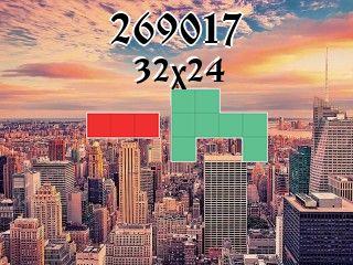 Puzzle полимино №269017