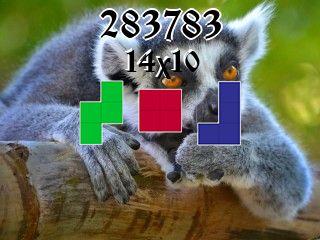 Puzzle полимино №283783