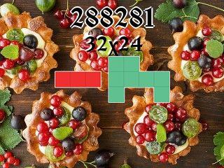 Puzzle полимино №288281