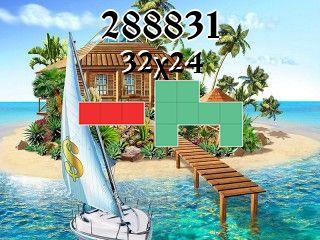 Puzzle полимино №288831