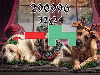Puzzle полимино №290996
