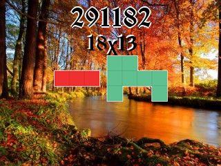 Puzzle полимино №291182
