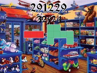 Puzzle полимино №291229
