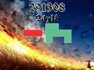 Puzzle полимино №291308