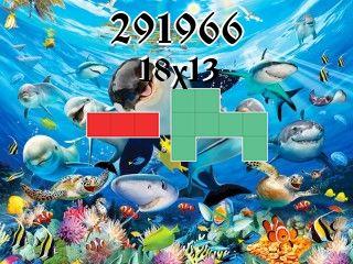 Puzzle полимино №291966