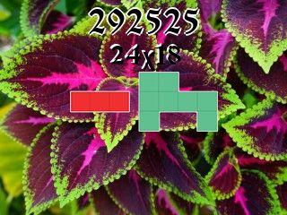Puzzle полимино №292525