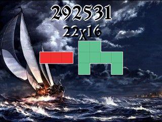 Puzzle полимино №292531