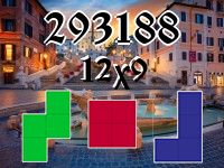 Puzzle полимино №293188