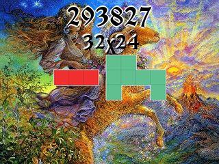 Puzzle полимино №293827
