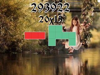 Puzzle полимино №293922