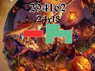 Puzzle полимино №294162