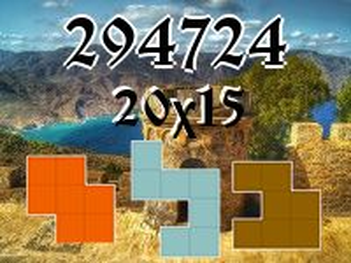 Puzzle полимино №294724