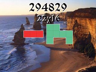 Puzzle полимино №294829